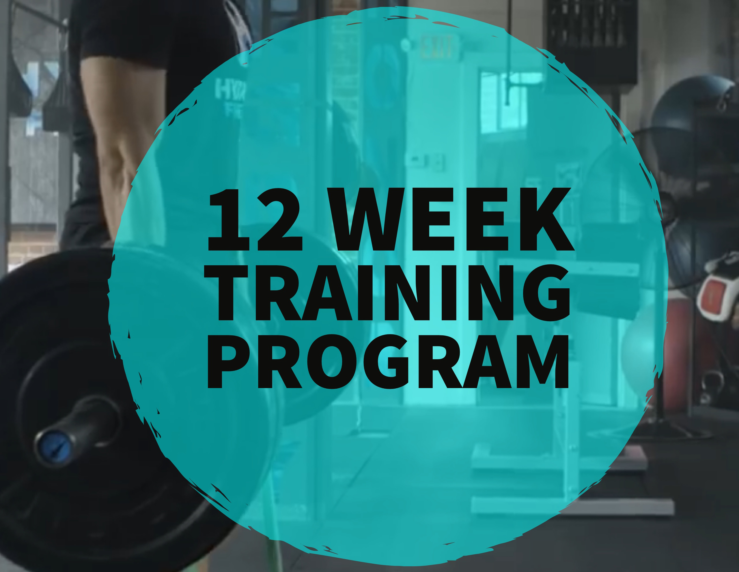 12 Week Online Training